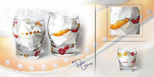 Прекрасна Идея - рисувани шалове, ръчно изработени картички, рисувано стъкло. Изненада за различни празнични поводи!