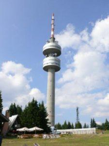 кулата на връх снежанка
