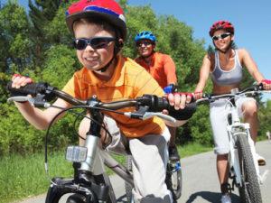Детски велосипед за пресечен терен