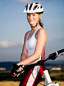 Дамски планински велосипед