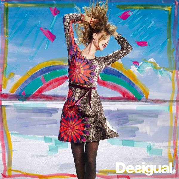 Цветни дъги и мода