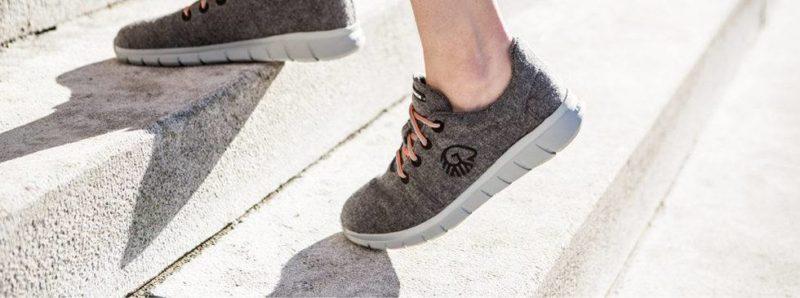 ежедневни спортни обувки от вълна