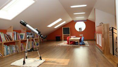 3 стъпки за лесно почистване на тавана
